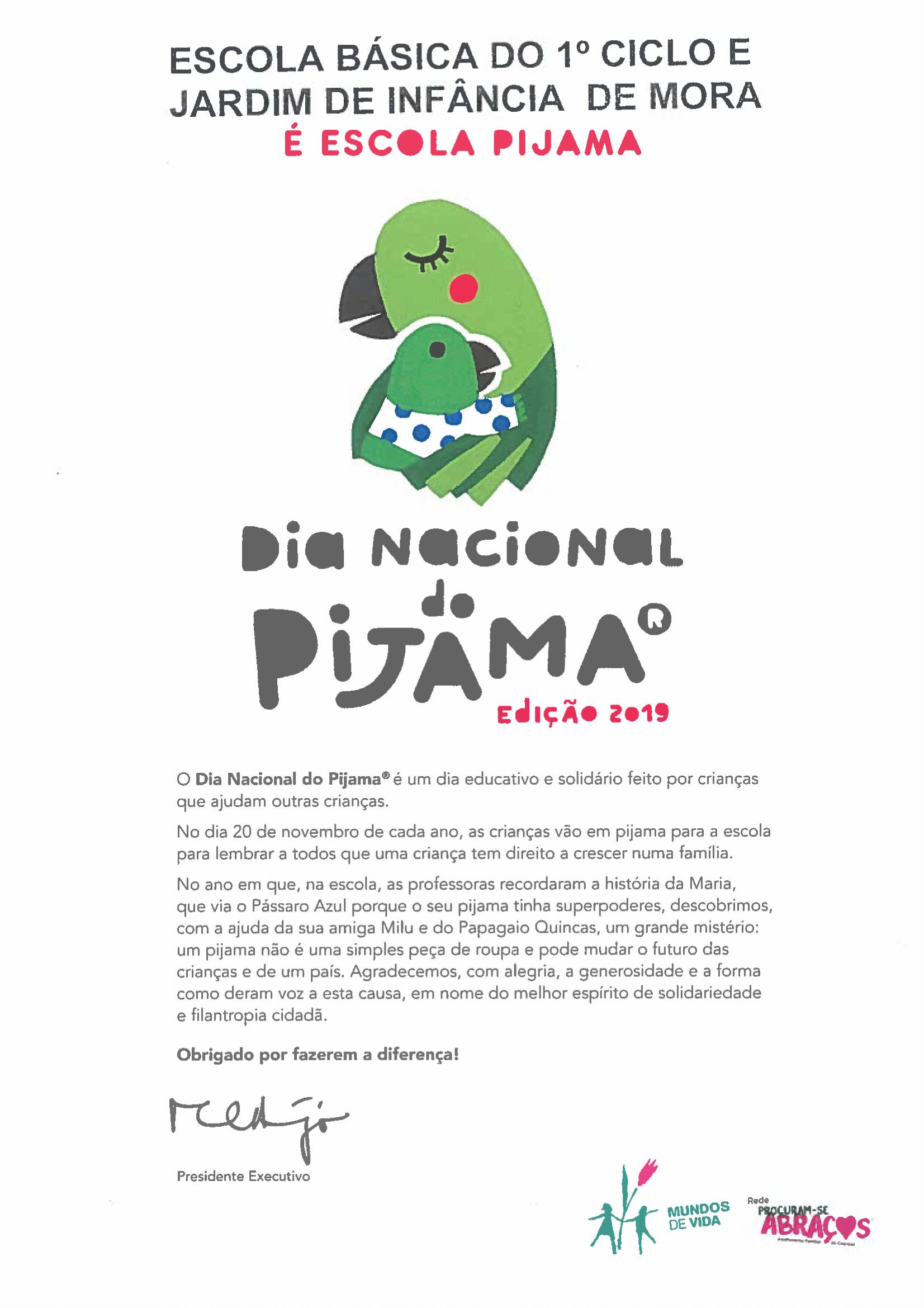 .: Escolas Pijama :.
