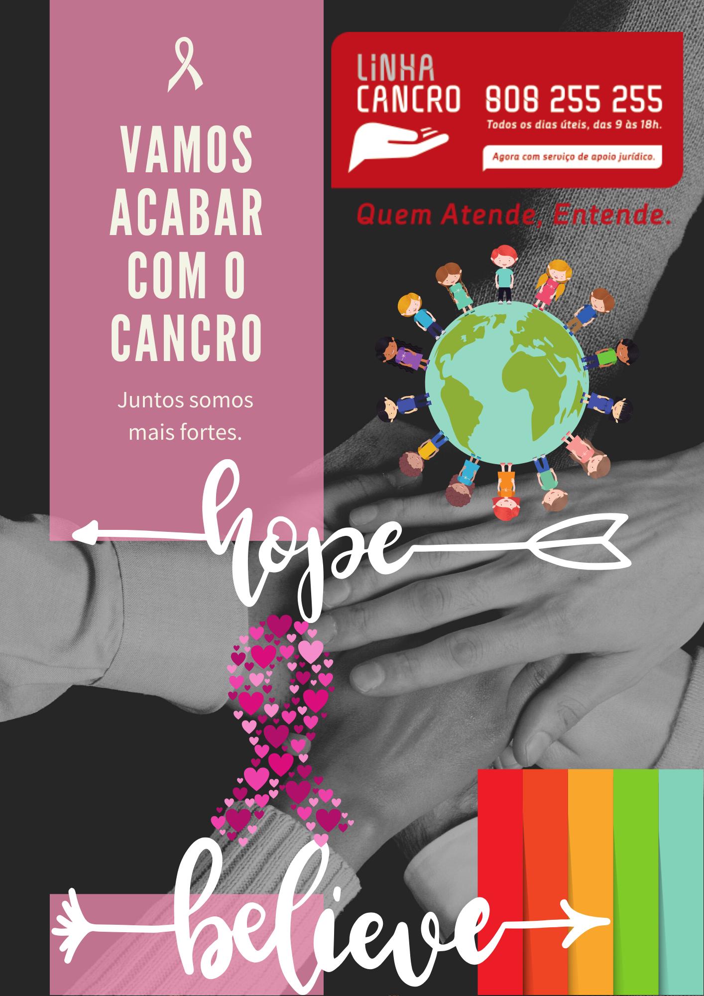 .: Luta Contra o Cancro :.