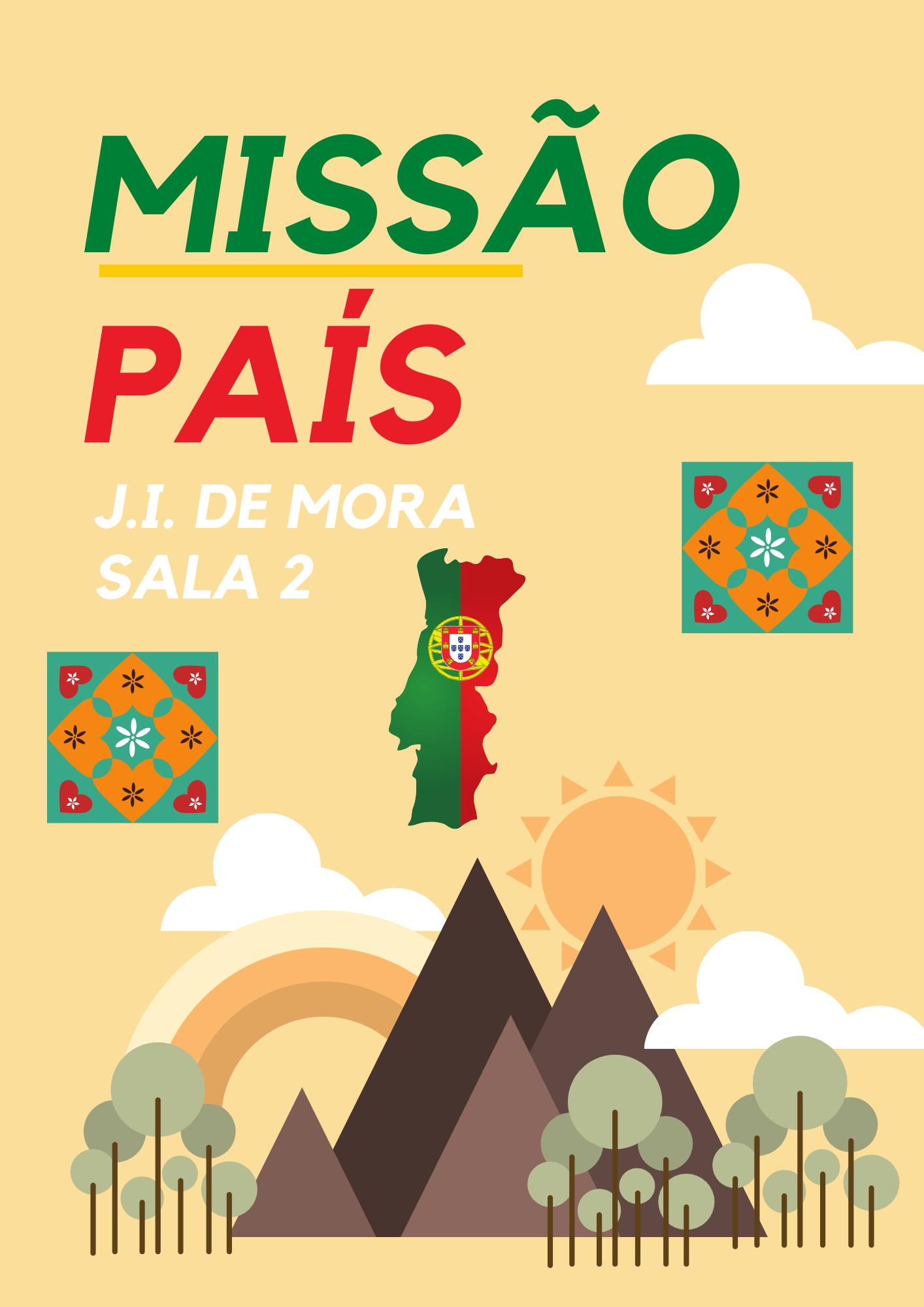 .: Missão País : JI de Mora :.