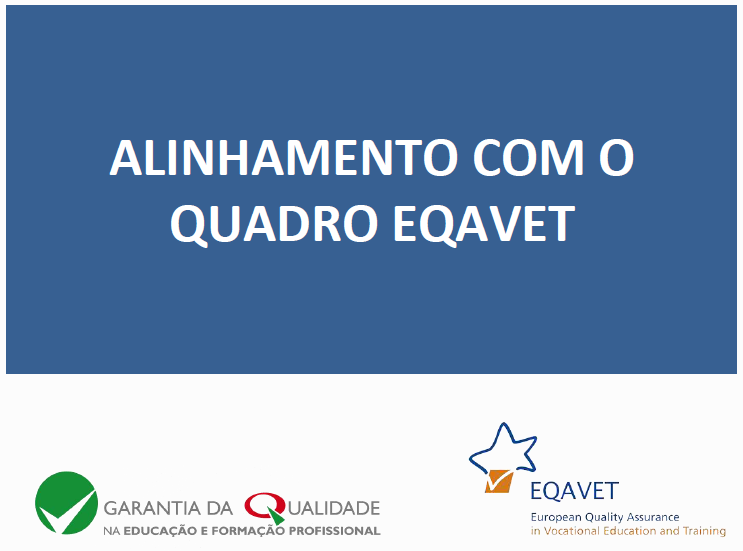 .: Certificação EQAVET :.