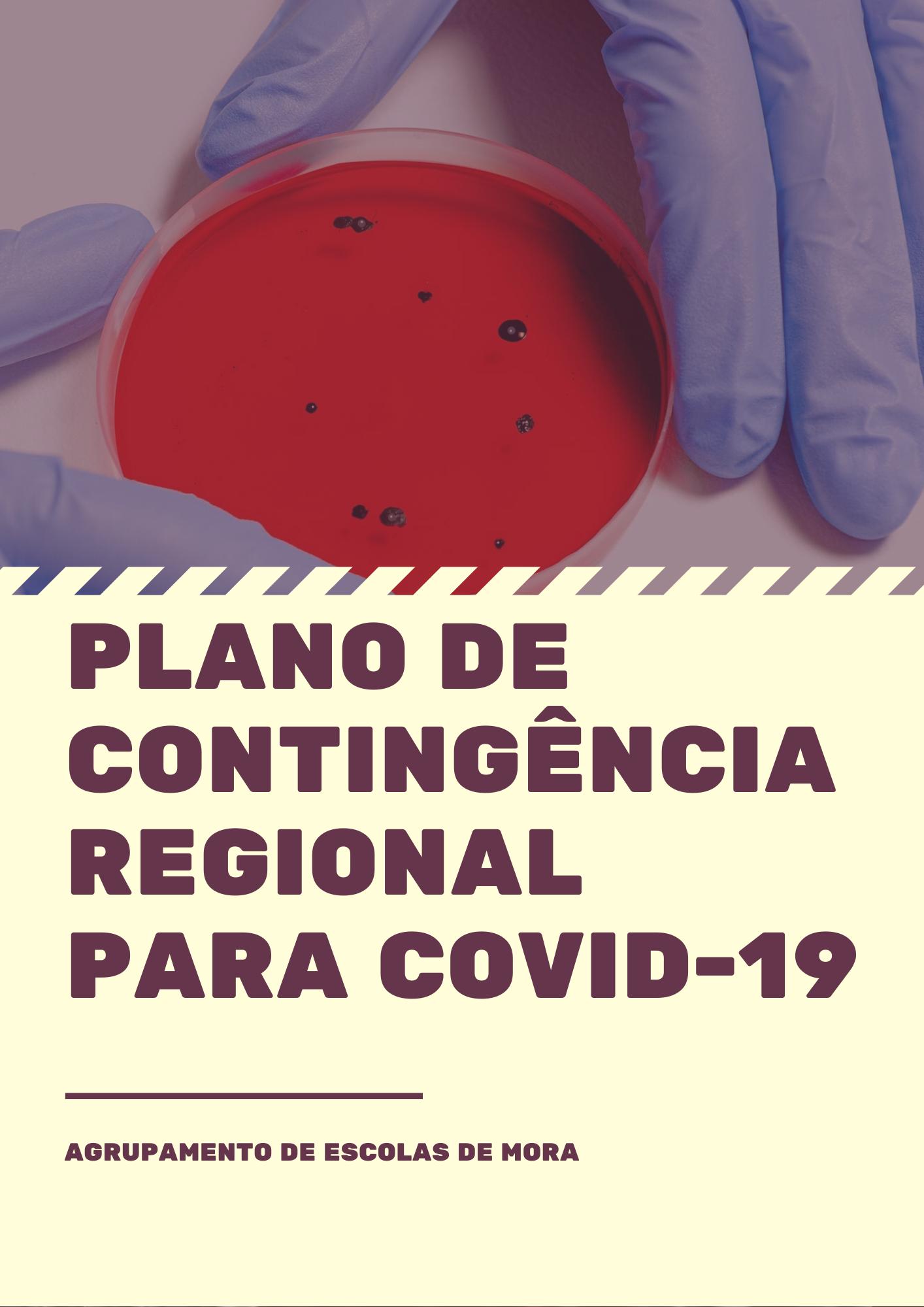 .: Plano de Contingência Regional para COVID-19 :.