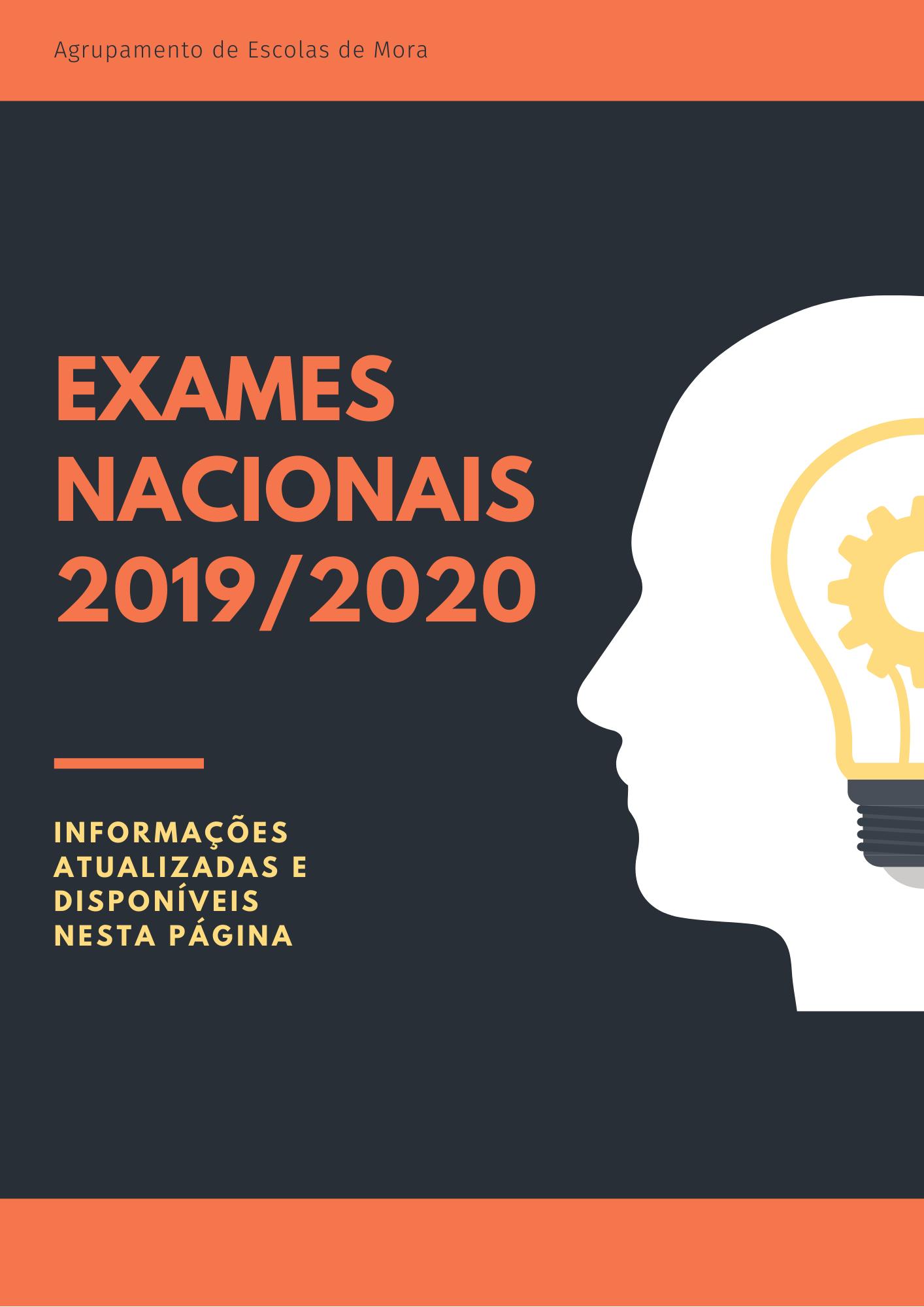 .: Provas e Exames dos Ensinos Básico e Secundário – orientações para o processo de inscrições – são prorrogadas até dia 11 de maio de 2020 :.