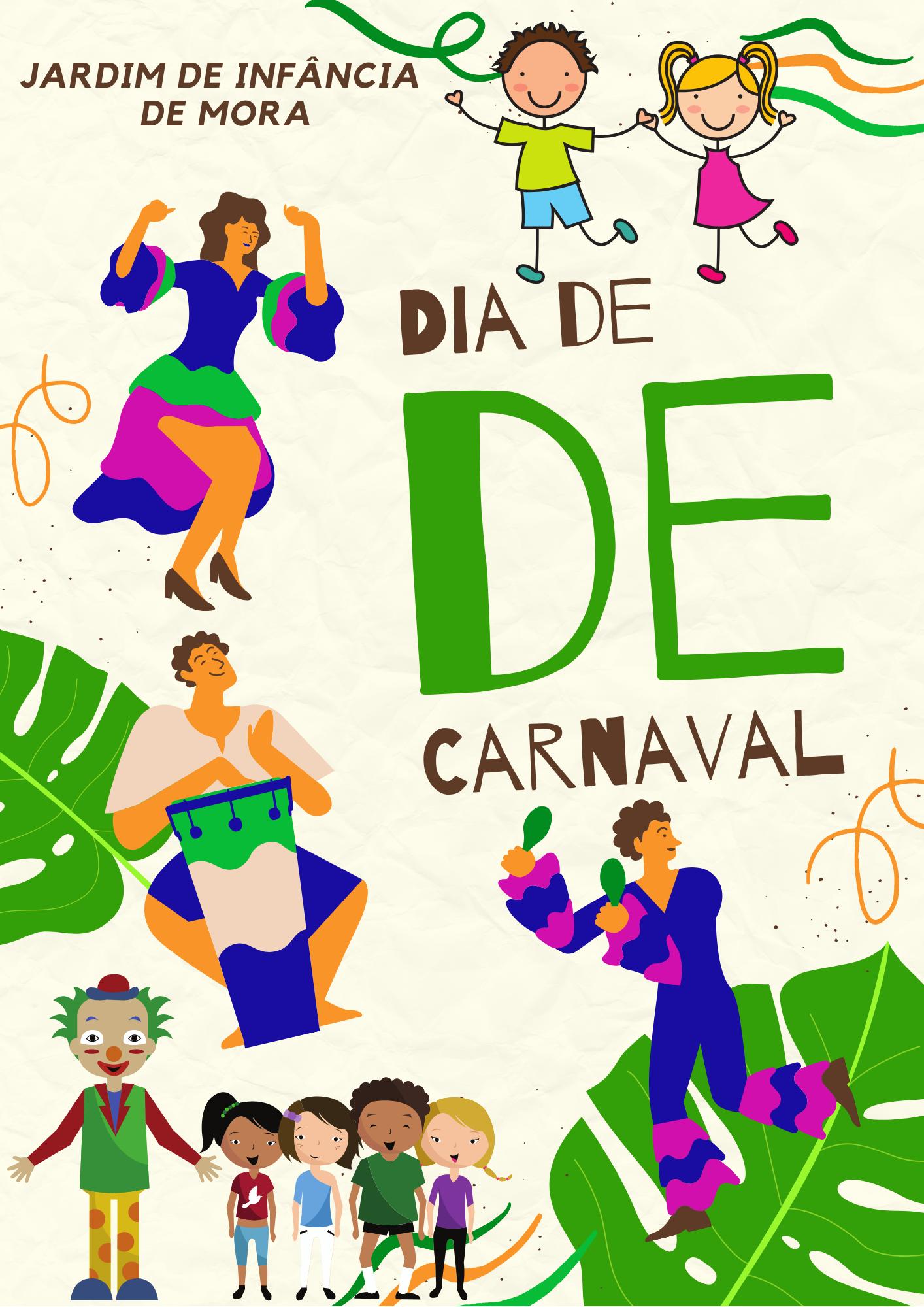 .: Dia de Carnaval .:. J.I. Mora :.