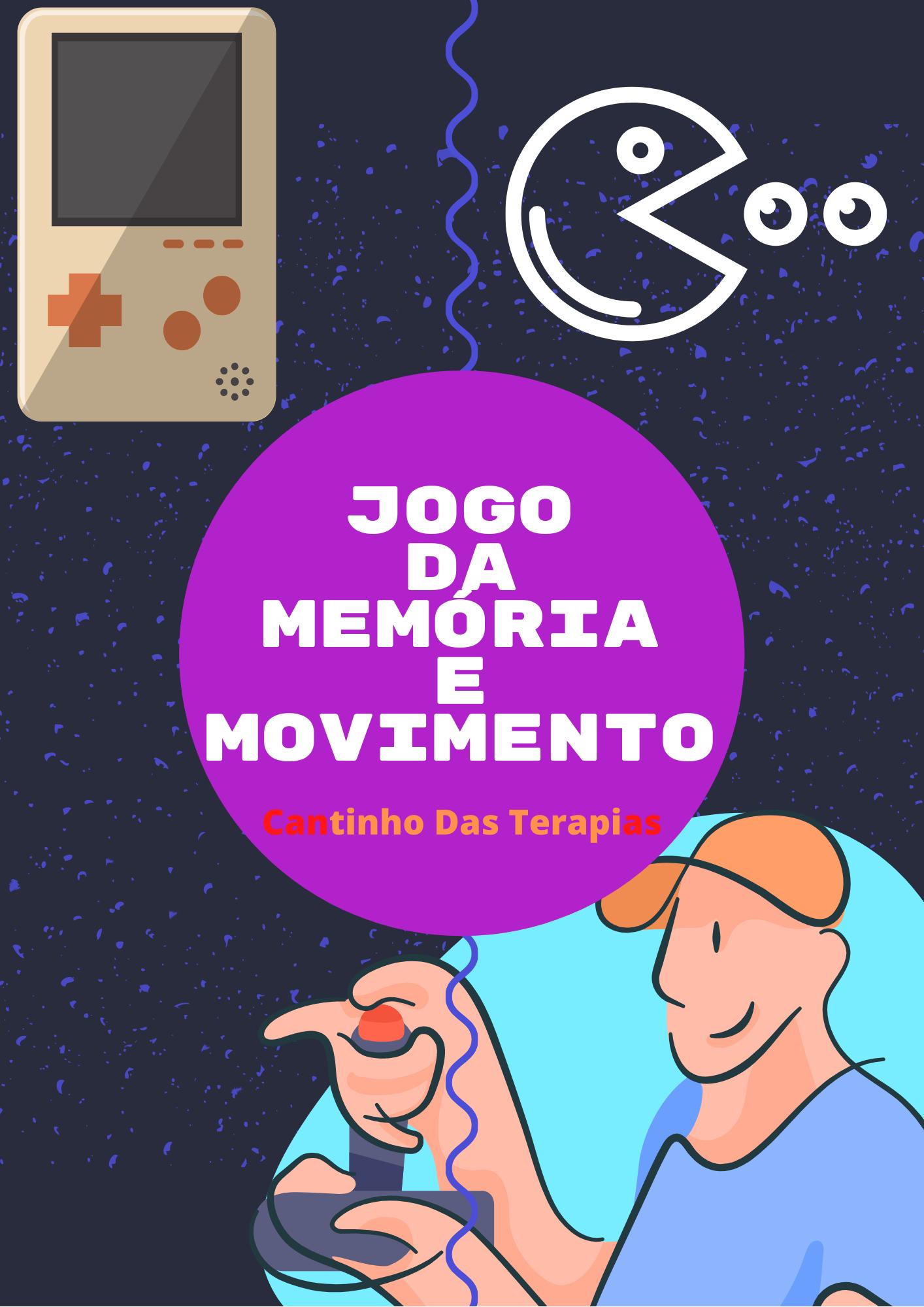 .: Jogo de Memória e Movimento :.