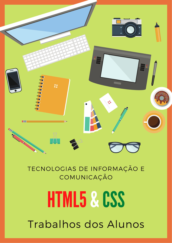 .: Trabalhos de TIC : HTML & CSS :.