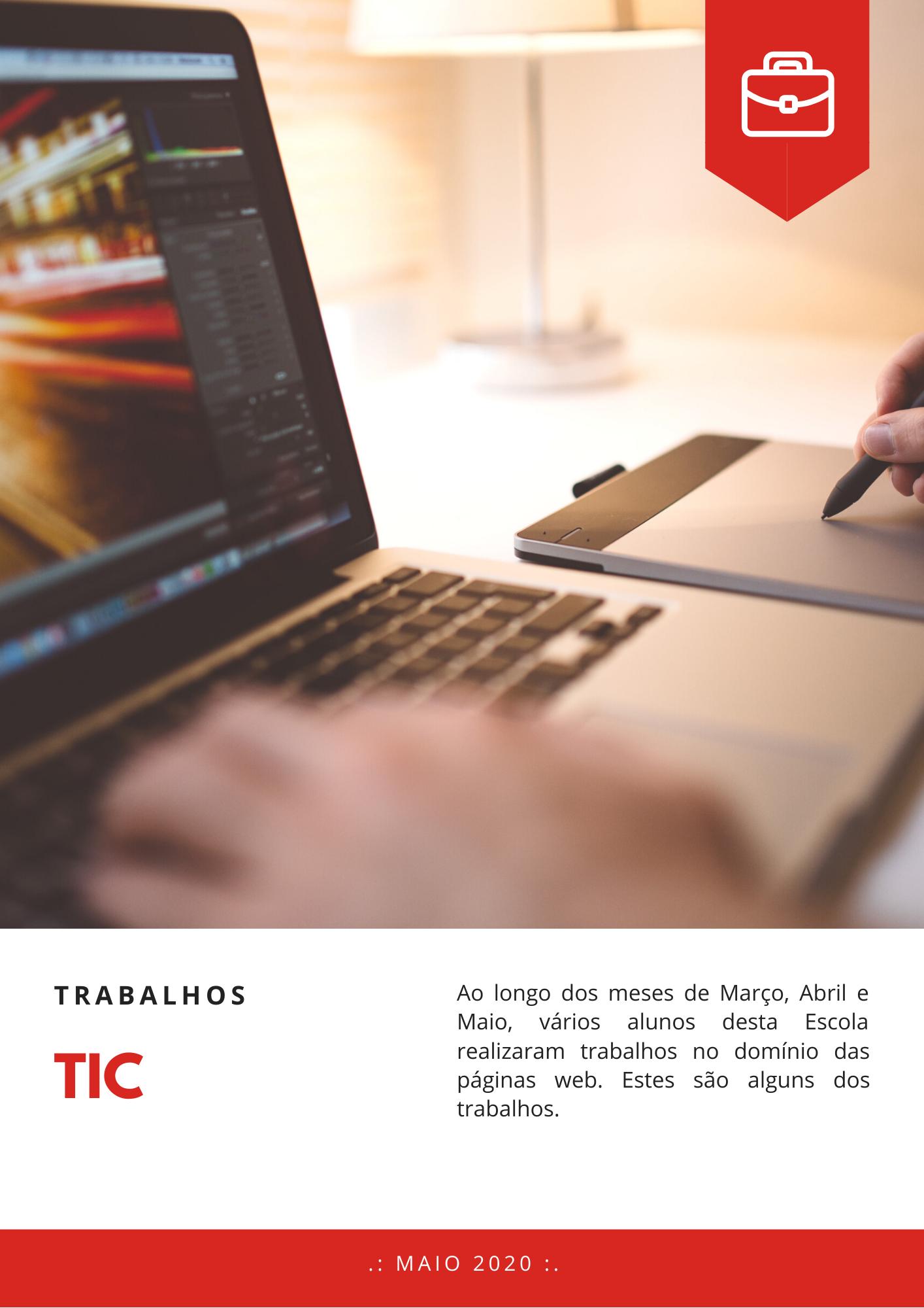 Trabalhos de TIC