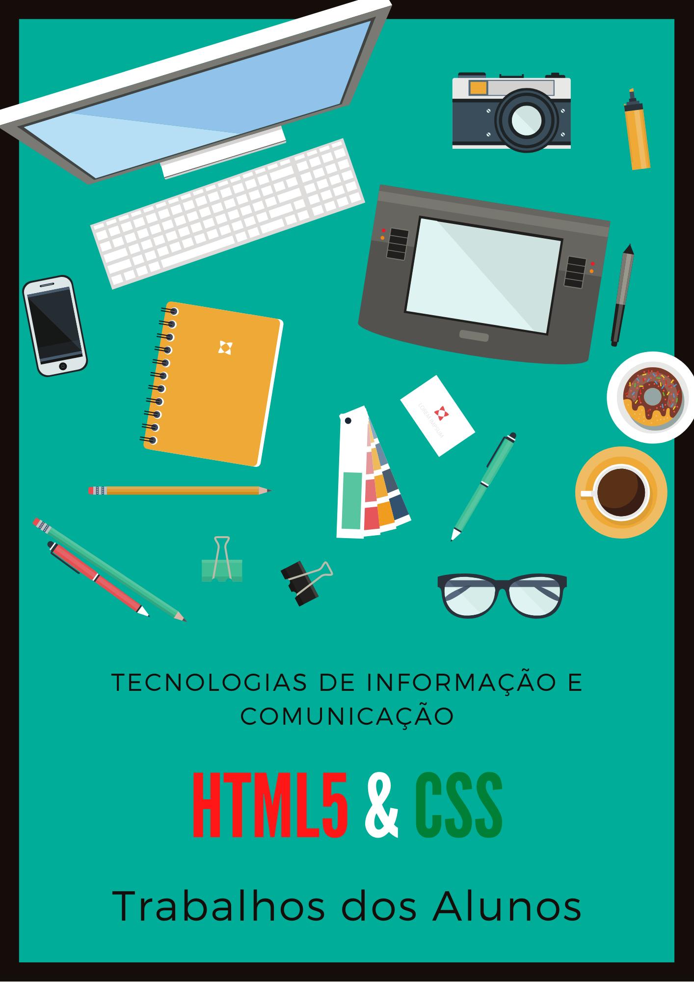 .: Trabalhos Dos Alunos : HTML & CSS :.