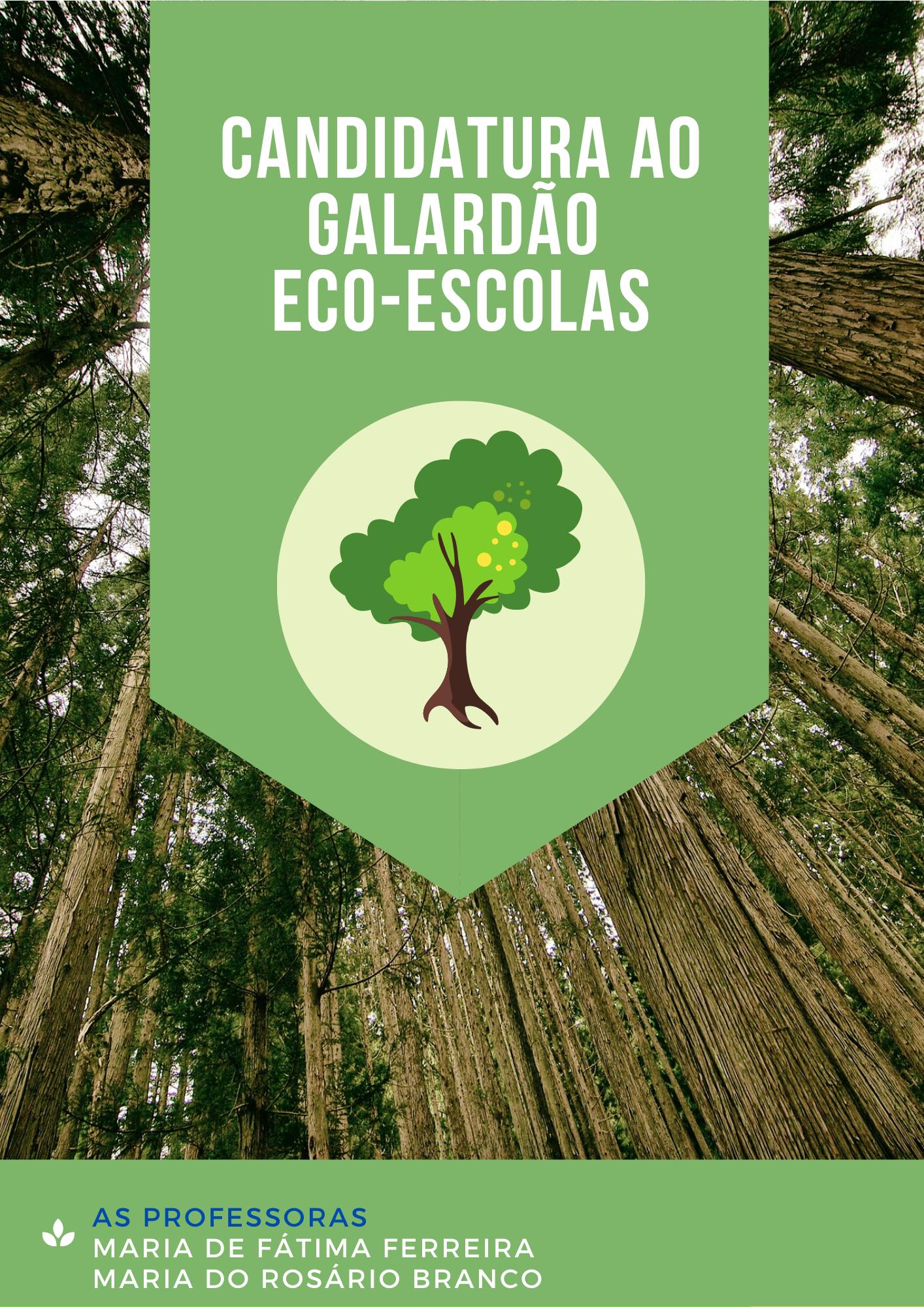 Candidatura ao Galardão Eco-Escolas