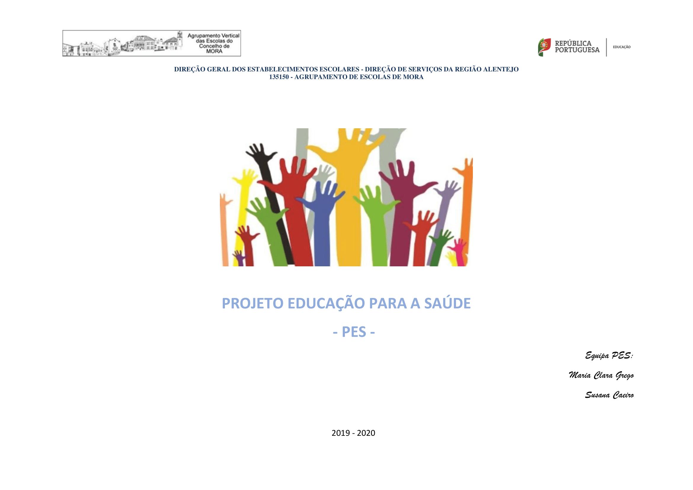 .: Projeto PES :.