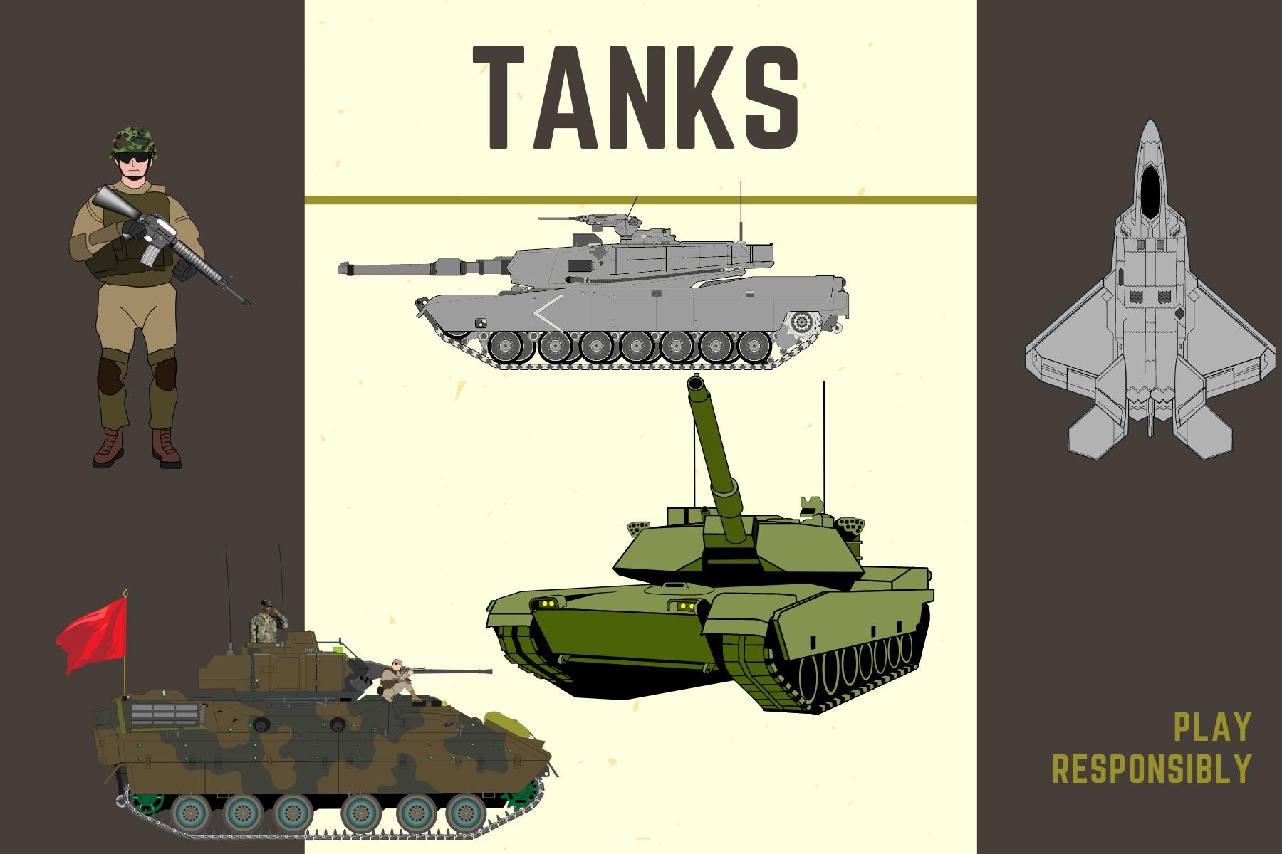 Tanks vs. Inimigos