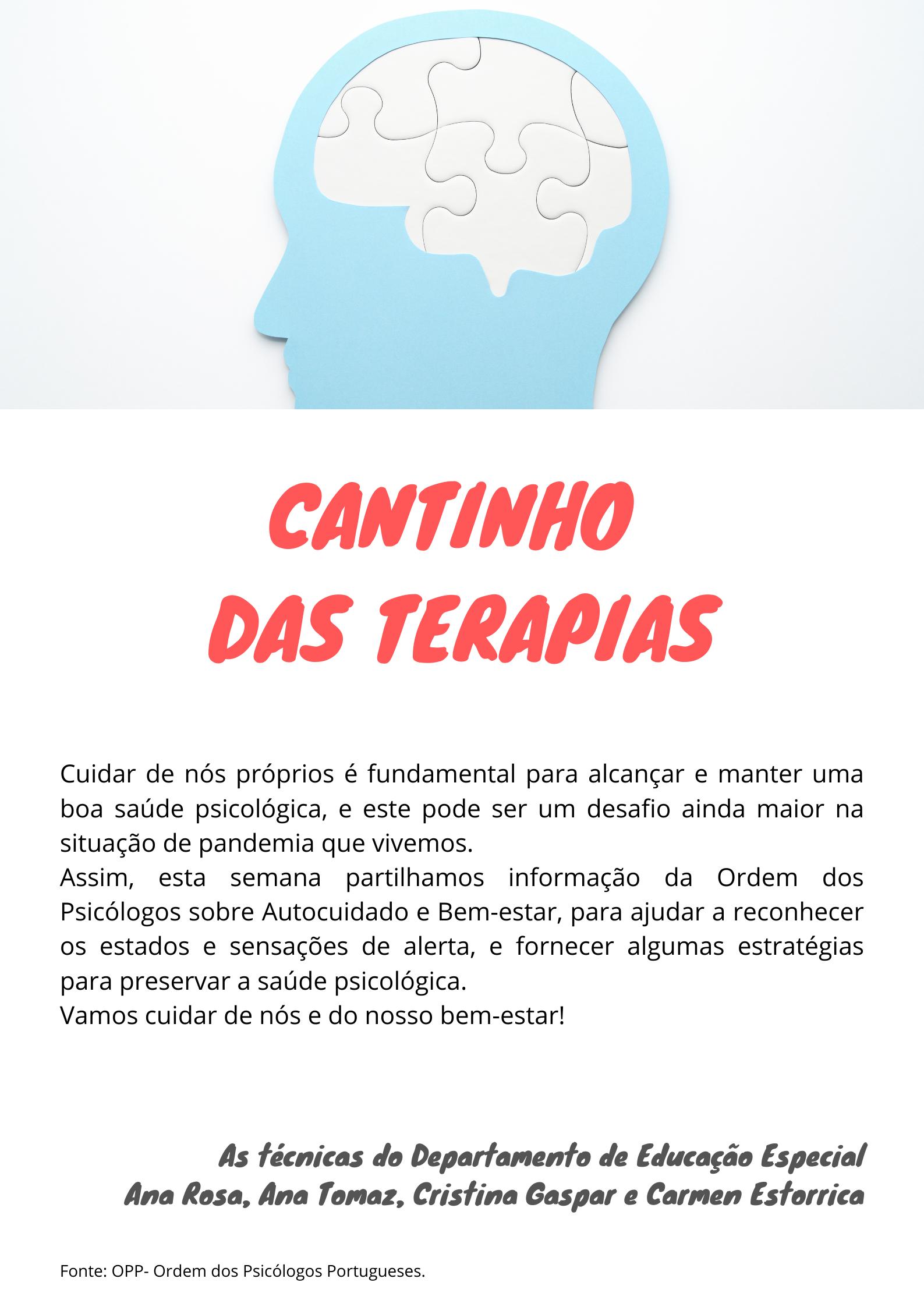 Cantinho Das Terapias