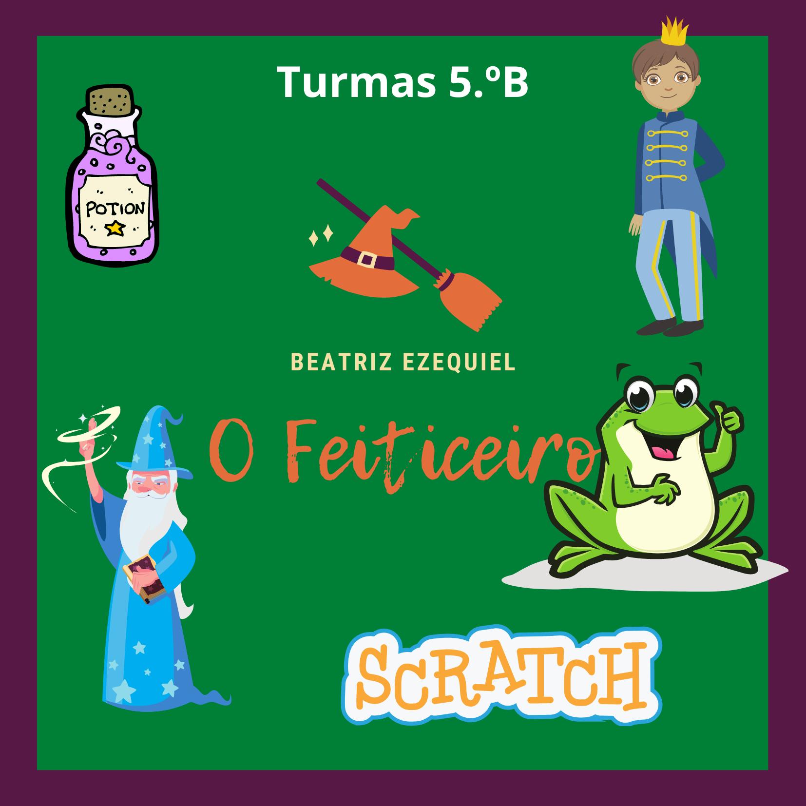 Turma 5.ºB .:. Beatriz Ezequiel